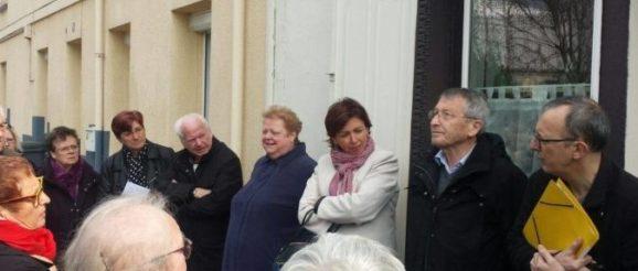 Les habitants du quartier St Clément en concertation